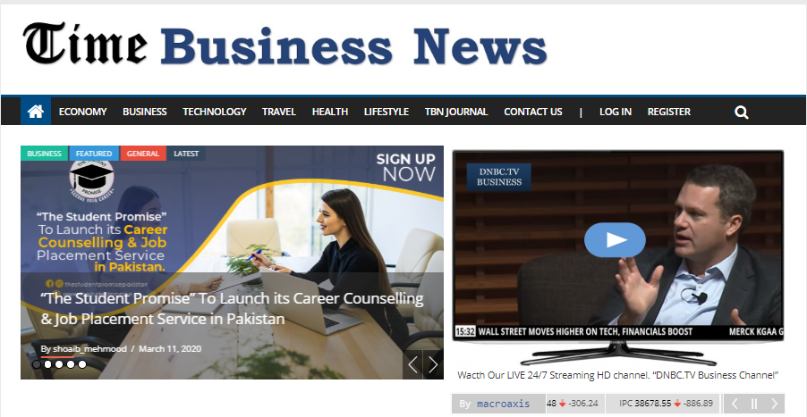 Write and Publish a guest post-USA Base Business, Technology, Entrepreneurship News site on T