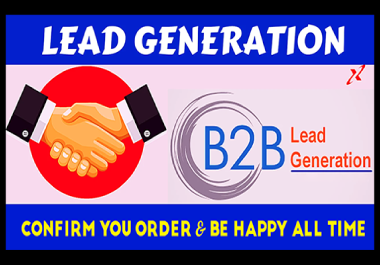 I will do lead generation,  website scraping and copy paste work
