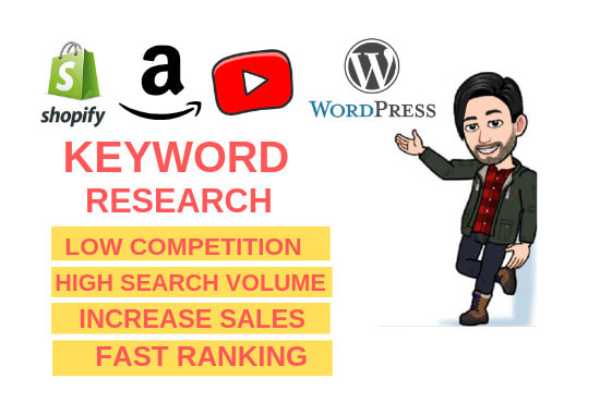 I will do advance SEO keyword research and competitor analysis within 24 hours