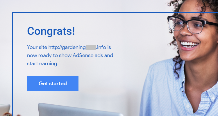 Adsense Approved Domain For Sale