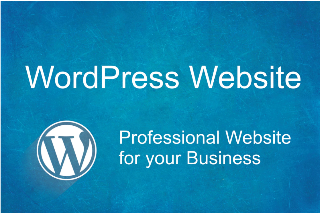 create website on wordpress for your business