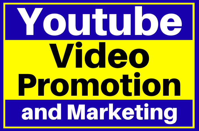 I will Rank Your YouTube Video Promotion Marketing and Management Service