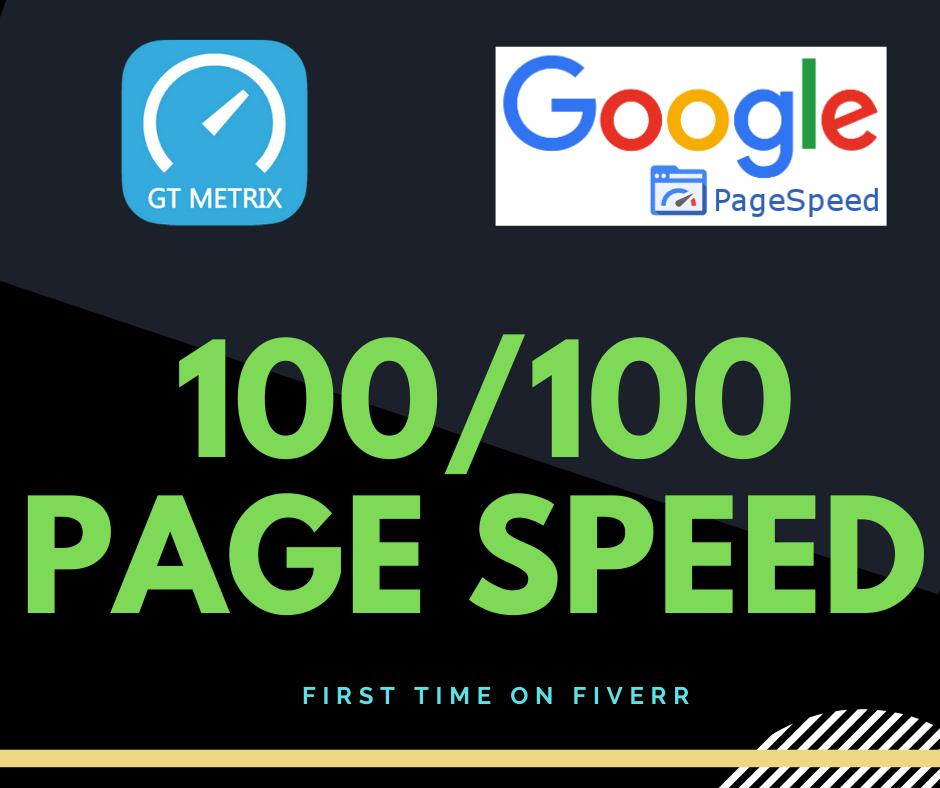Wordpress Speed optimisation 90+ both on Google and GTMetrix