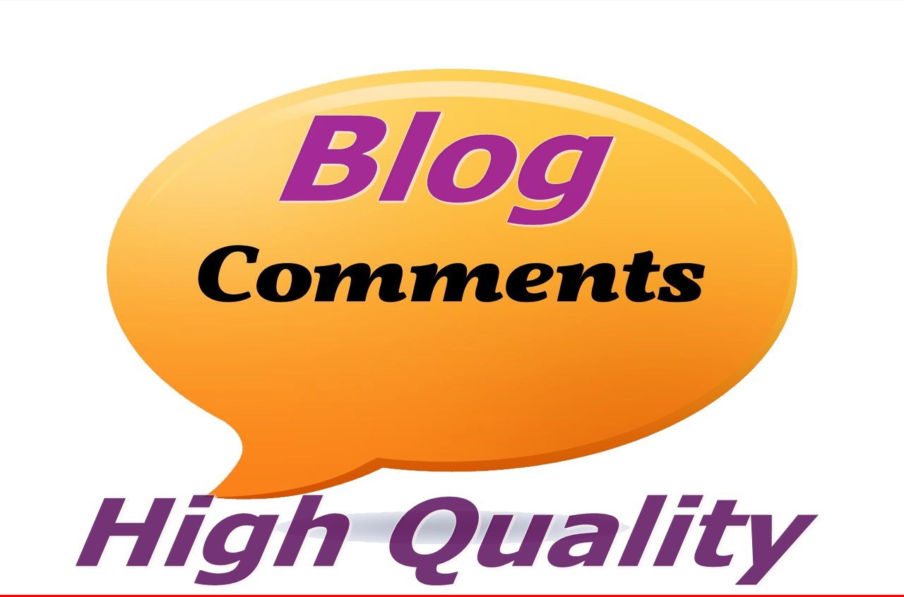 i can do 15 blog comment low cost service