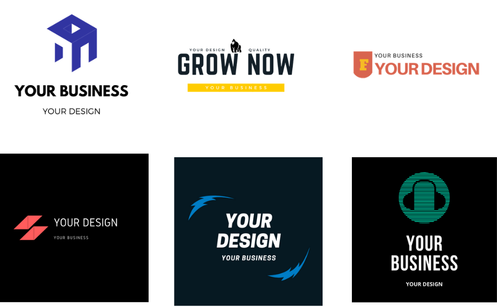 I Will Design A Unique Logo For Your Business