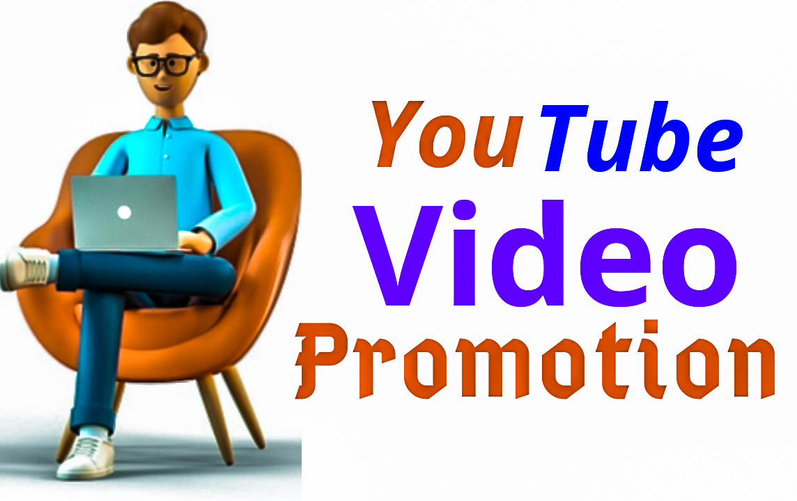YouTube VideoPromotion with Social Media Marketing