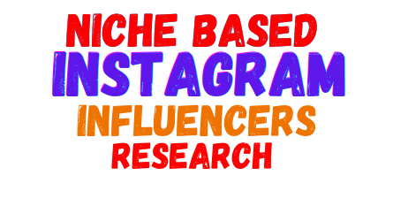 Instagram Influencers Research Service For Your Brand