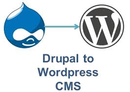 I will Migrate data from Drupal to Wordpress