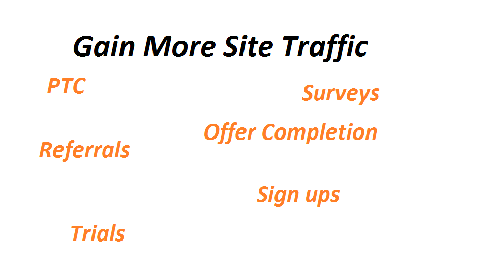 I will drive traffic to your site or referral link
