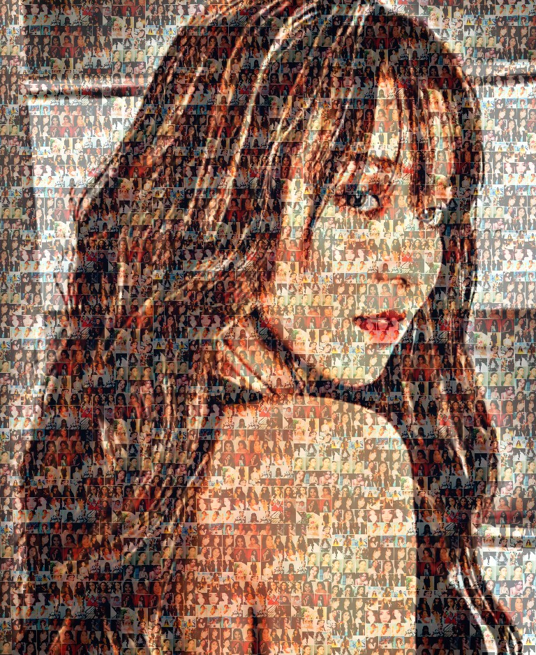 Create Photo Mosaic Perfect Gift Idea For Your Loved Ones