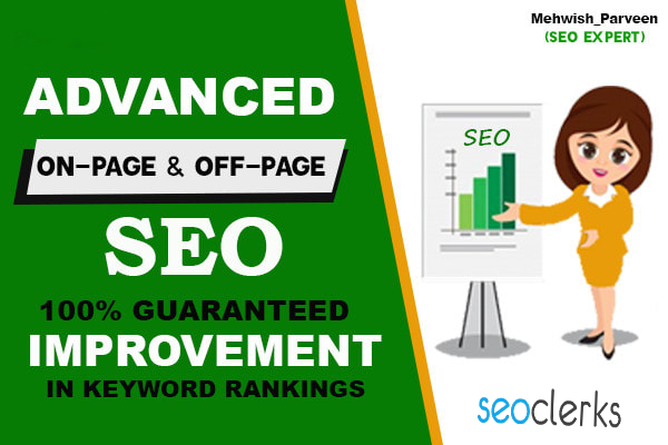I will rank your site on google with white hat SEO weekly services