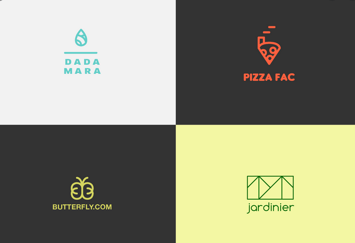 I'll design your logo in 24h,  just tell me the name of your brand or the name of your profile