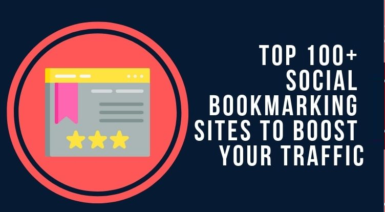 Create 100 High Quality Social Bookmarks to your website with report