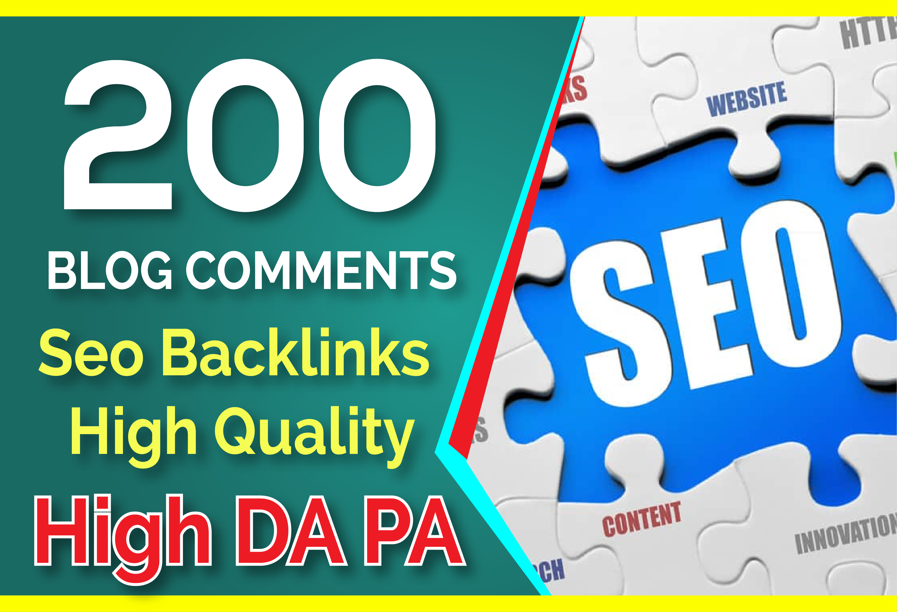 MANUALLY 200 HIGH QUALITY DOFOLLOW BLOG COMMENTS BACKLINKS