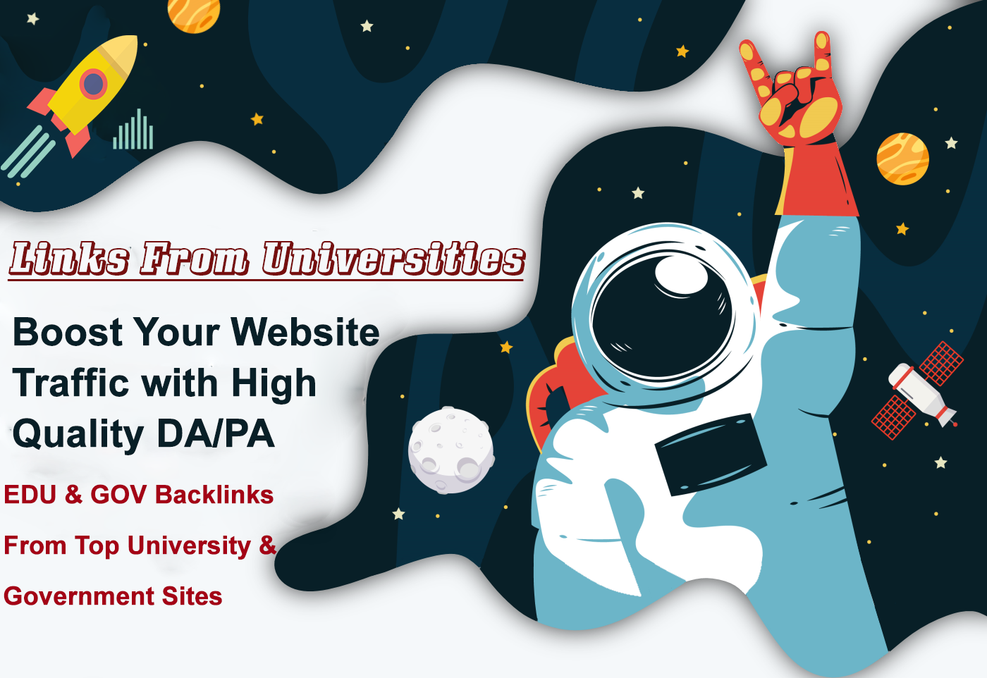EDU BACKLINKS MANUALLY CREATED Boost Your Website Traffic with High Quality DA/PA Backlinks