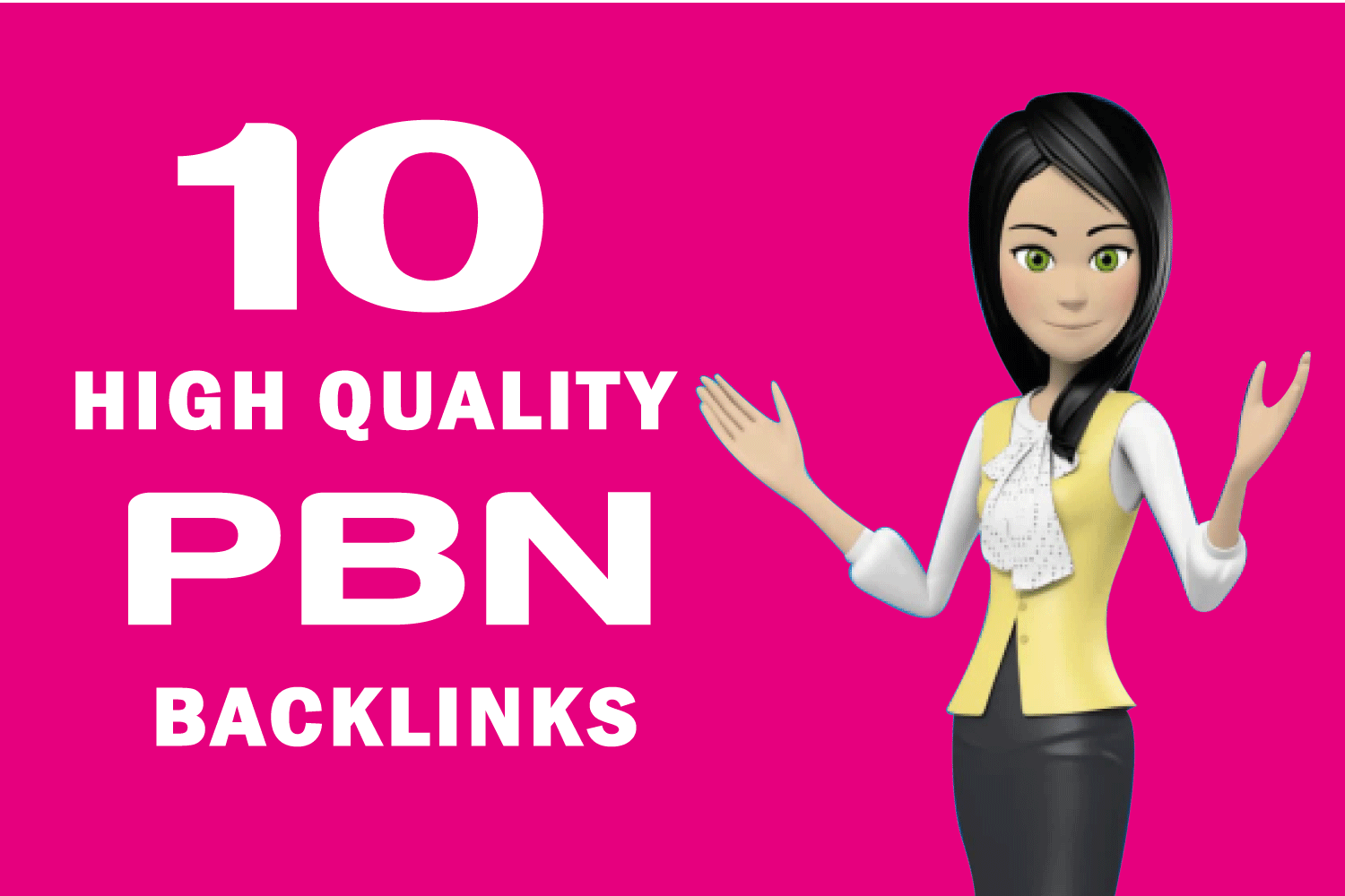Build 10 High PA DA TF CF HomePage Dofollow High Quality PBN Backlinks For Google Ranking