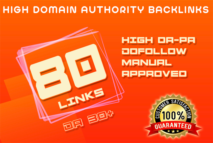I will create 80 Top Quality Blog Comments on High Domain Authority Sites
