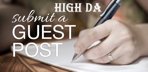 I will write and publish niche guest post on high authority websites Excellent Quality