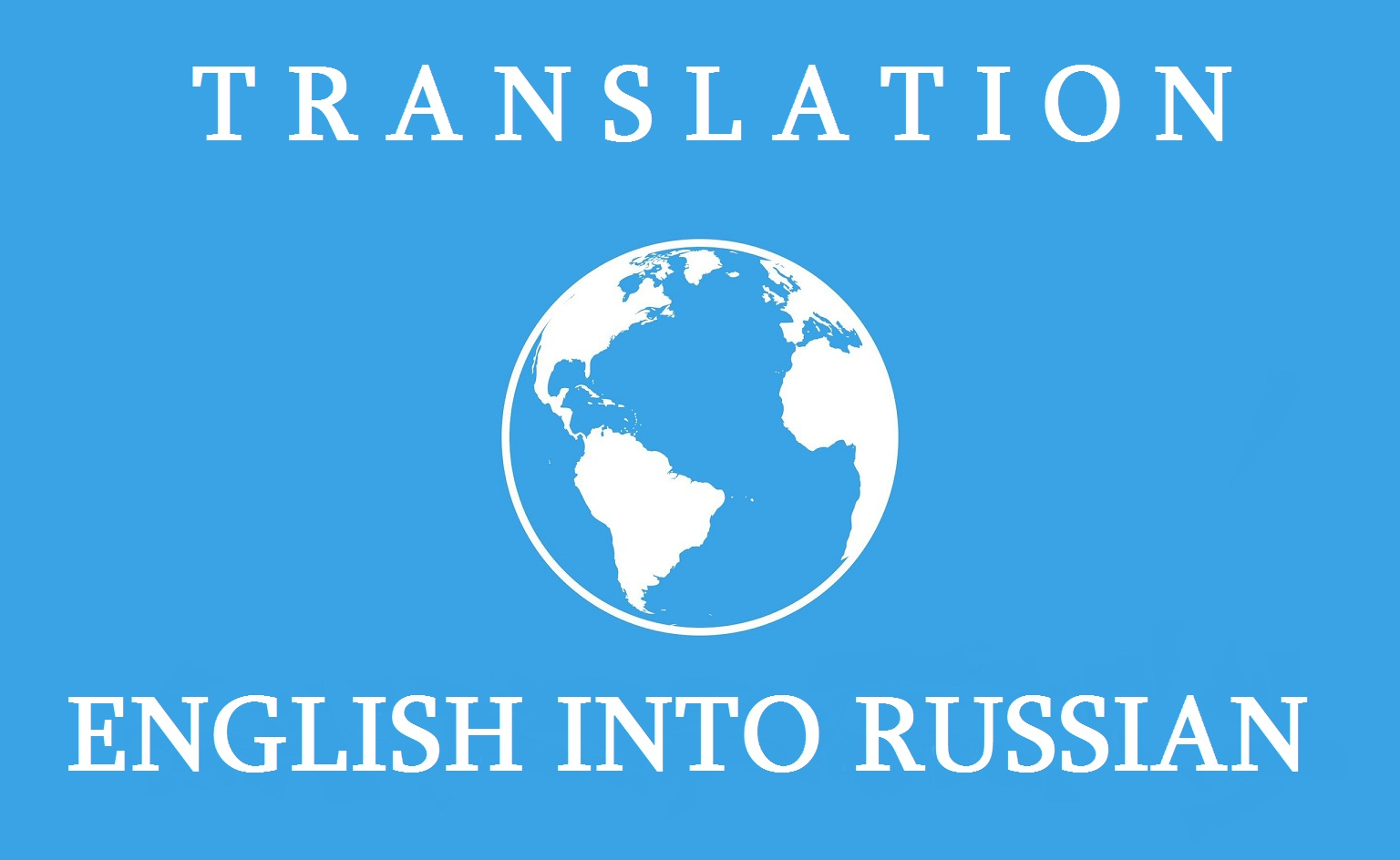 I will translate your texts (up to 1400 words) from english into russian