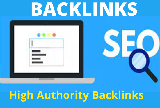 I will create 1Million high authority backlinks to boost your ranking