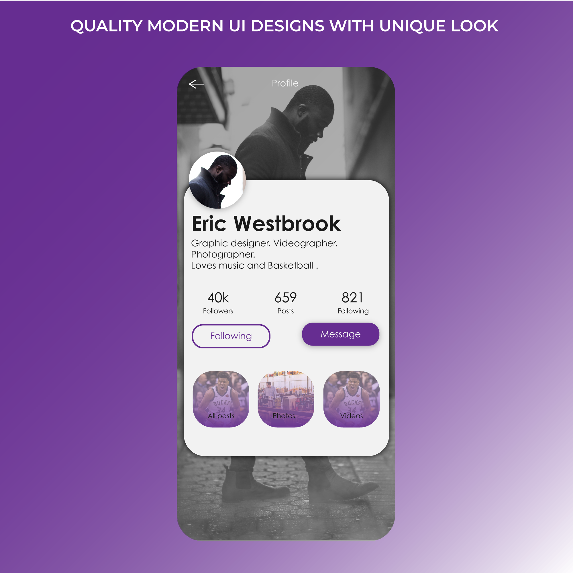 I WILL DESIGN A PROFESSIONAL UI FOR WEB OR MOBILE APP
