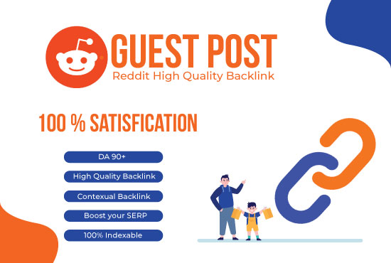 98DA+ REDDIT NICHE BACKLINK Best For Rankings Increase SERP