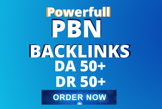 I will 2 do supreme quality pbn backlinks home page posts