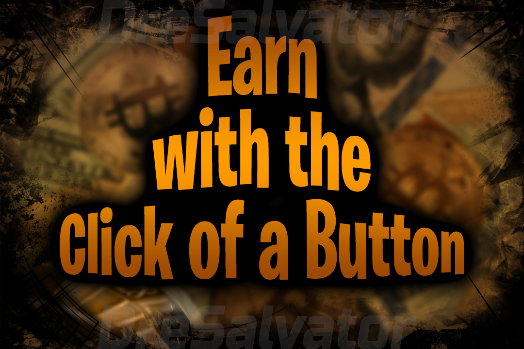 Easy instructions to earn with the click of a button.