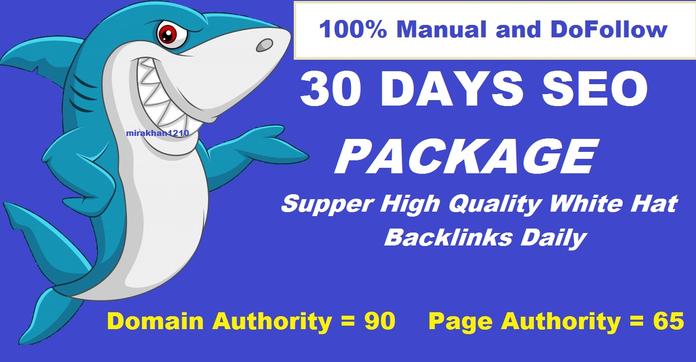 Build 100+ High Authority Domain Backlinks 30 Days DripFeed- Tier2 800 Blog Comments
