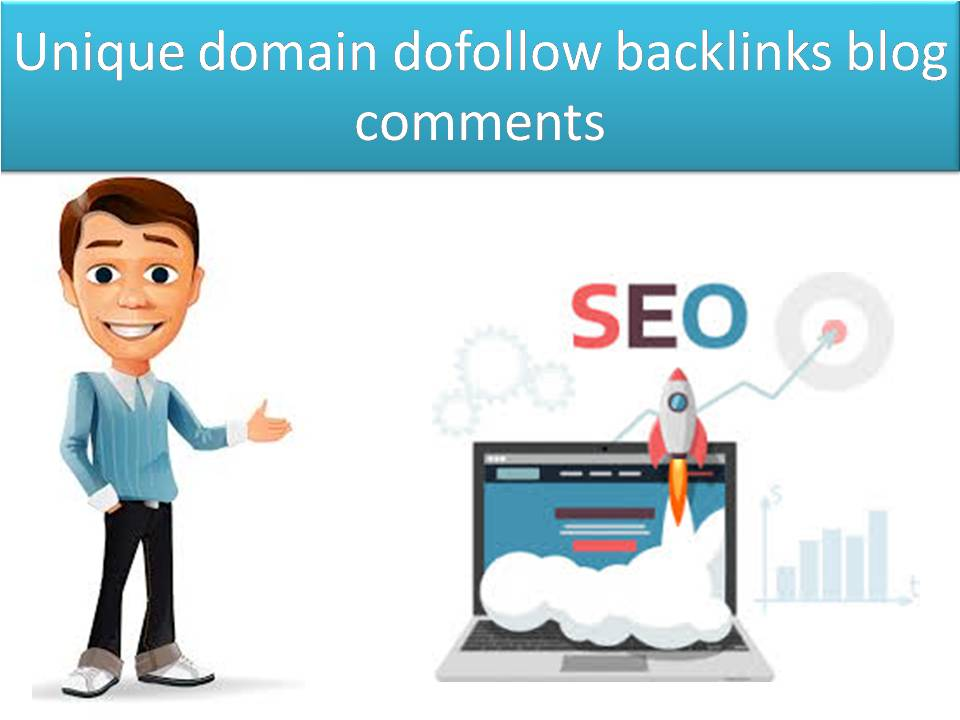 I will do 50 unique domain dofollow backlinks on da100 sites
