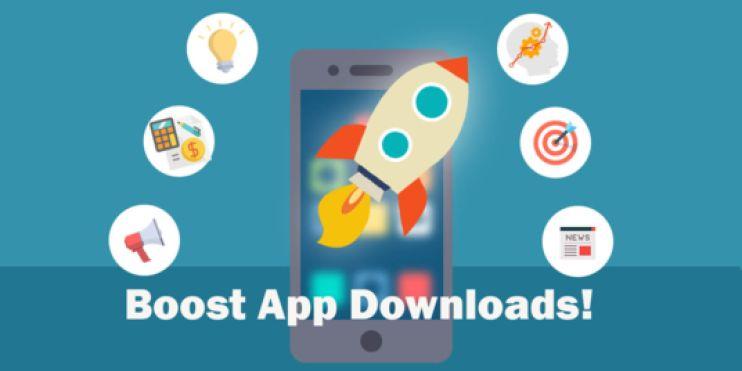 I will do mobile app promotion,  app marketing