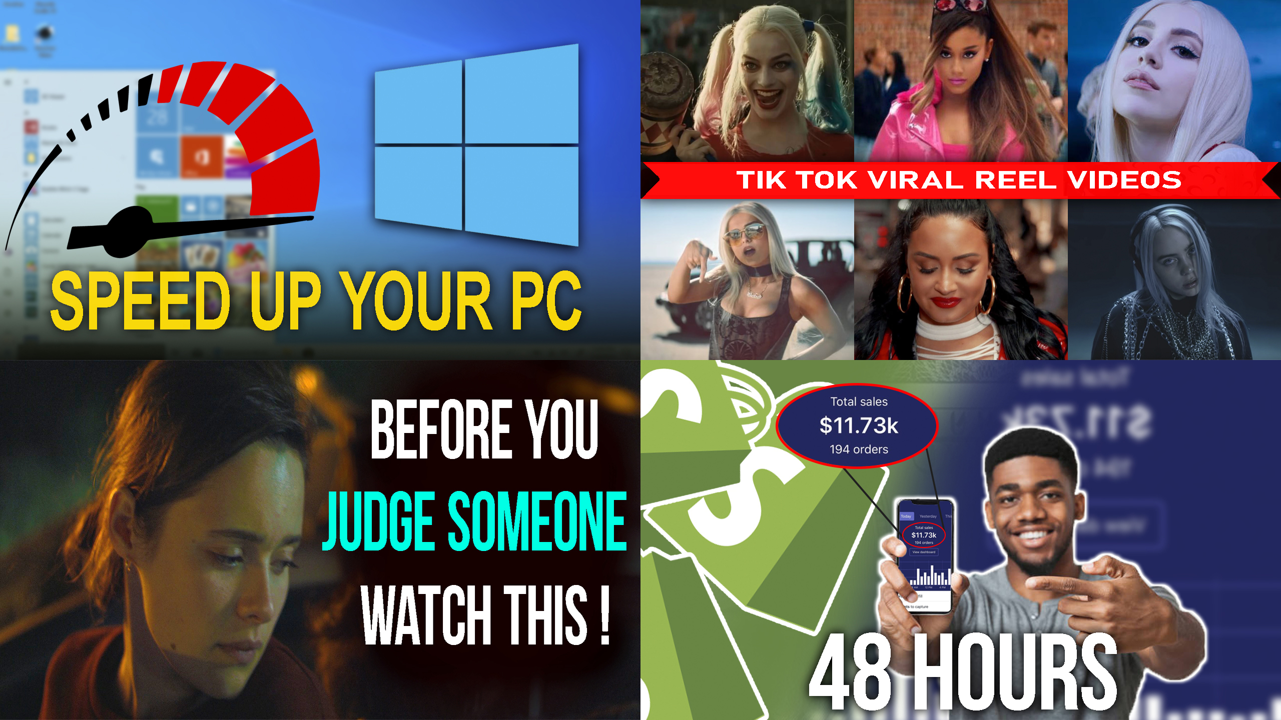 I Will Design Attractive Eye Catching Thumbnail For Your YouTube