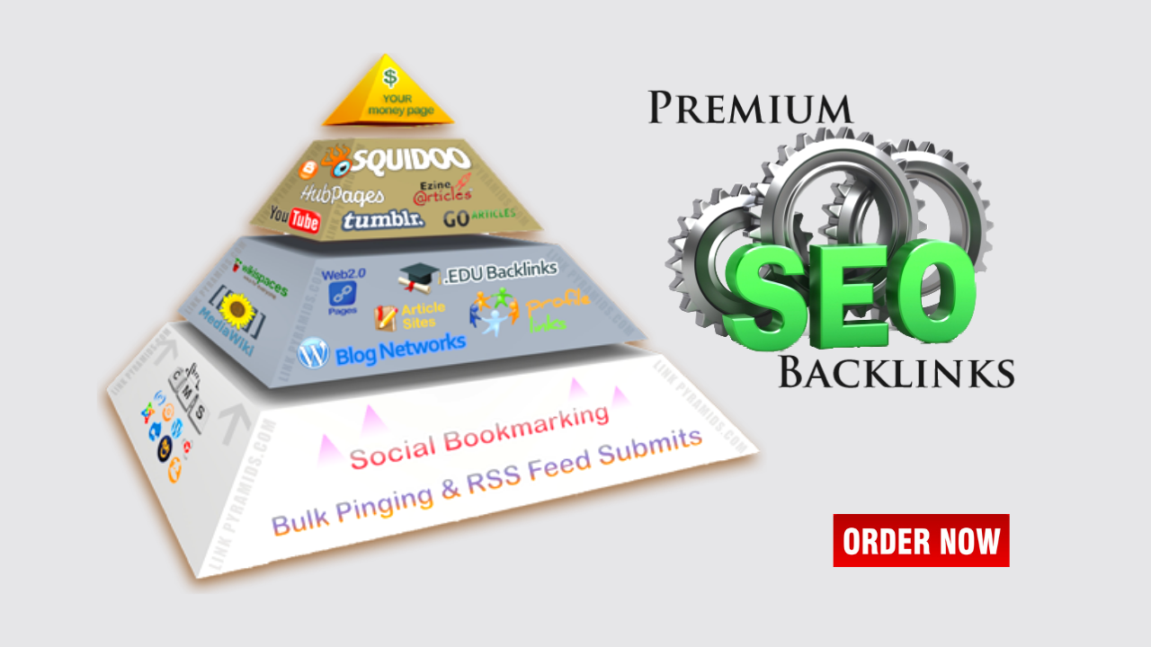 Powerful Link Pyramid SEO Campaign To Boost Google Ranking