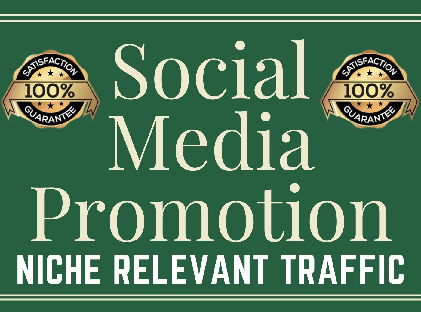 Get Online Organic Promotion world wide economy package