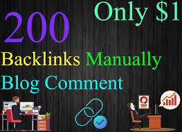 200 Niche Relevant Blog Comment Backlink High DA PA TF CF Moz Autority