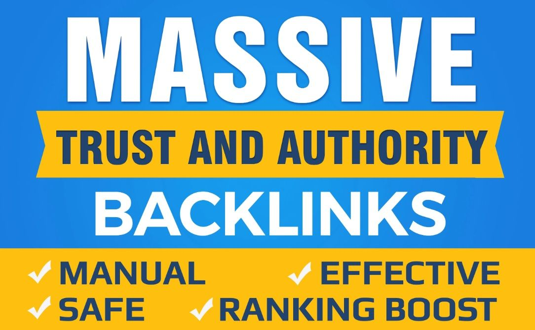 Boost Your Rank Higher on Google with safe high da, Pa SEO Contextual 500 Backlinks