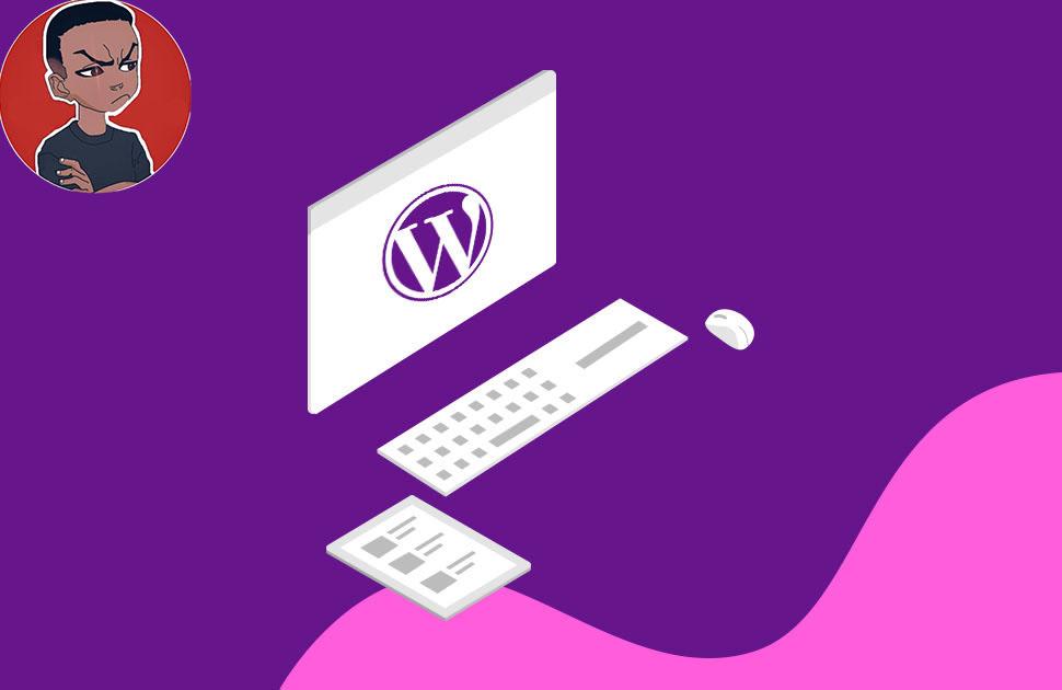 I will create an attractive wordpress site