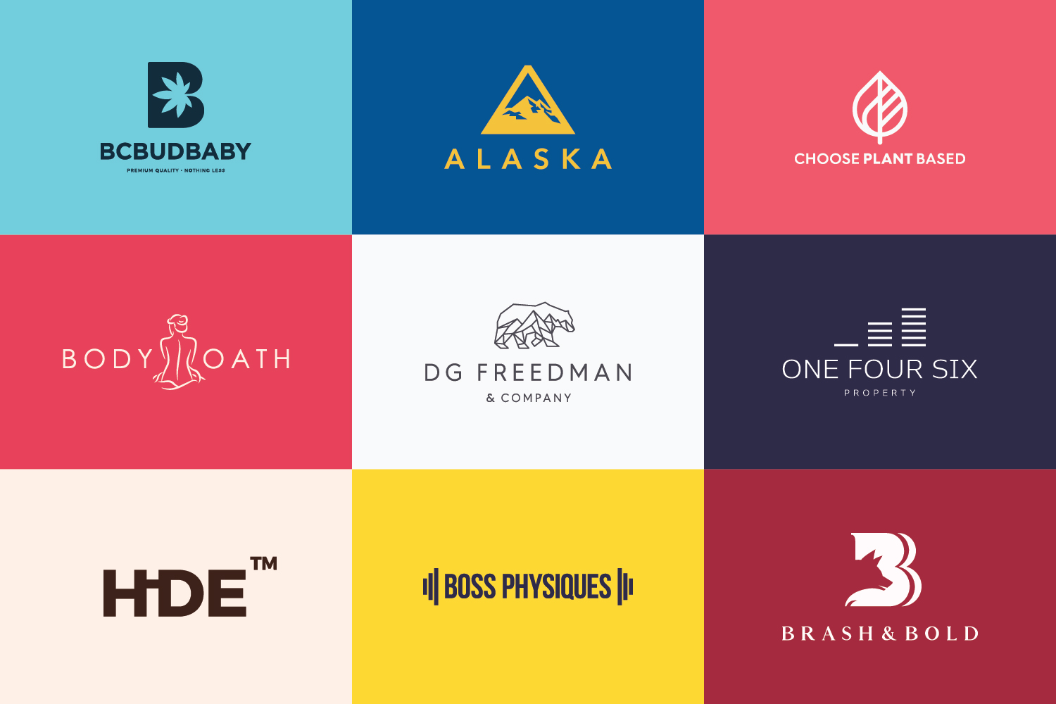 I will design a creative minimalist Logo for your Business in less than 12 hours