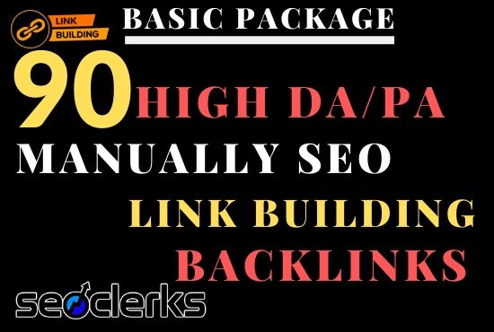 I will make 3 best seo services package in 2020, link building backlinks