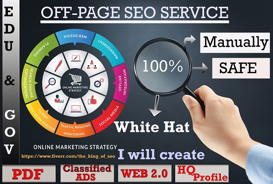 I will make 250 powerful permanent pr9 and contextual SEO backlinks, link building