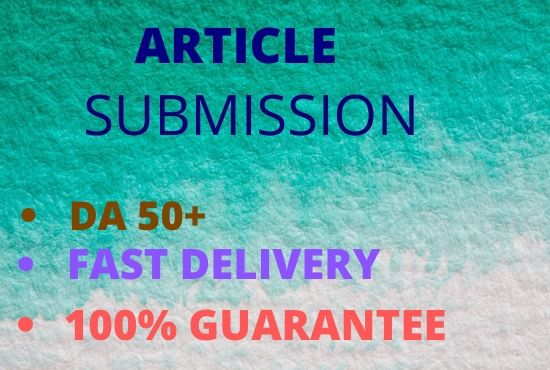 I will provide 33 fascinating article submission