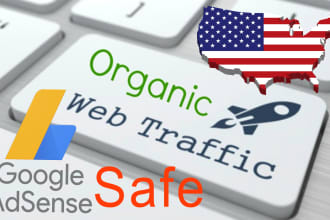 5000 genuine Targeted real Organic Website TRAFFIC - Fast Alexa Ranking