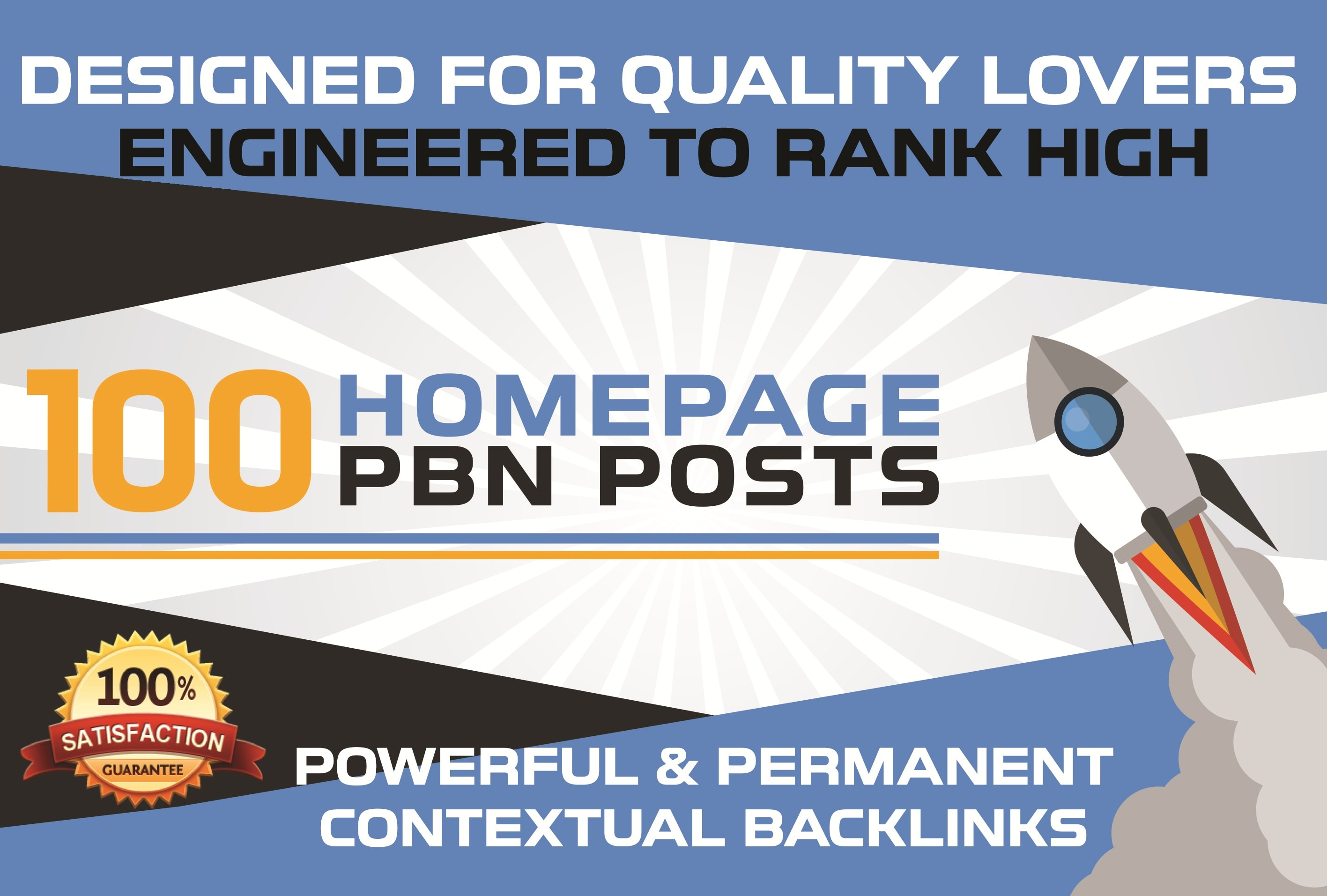 build 100 unique pbn Permanent homepage dofollow backlinks