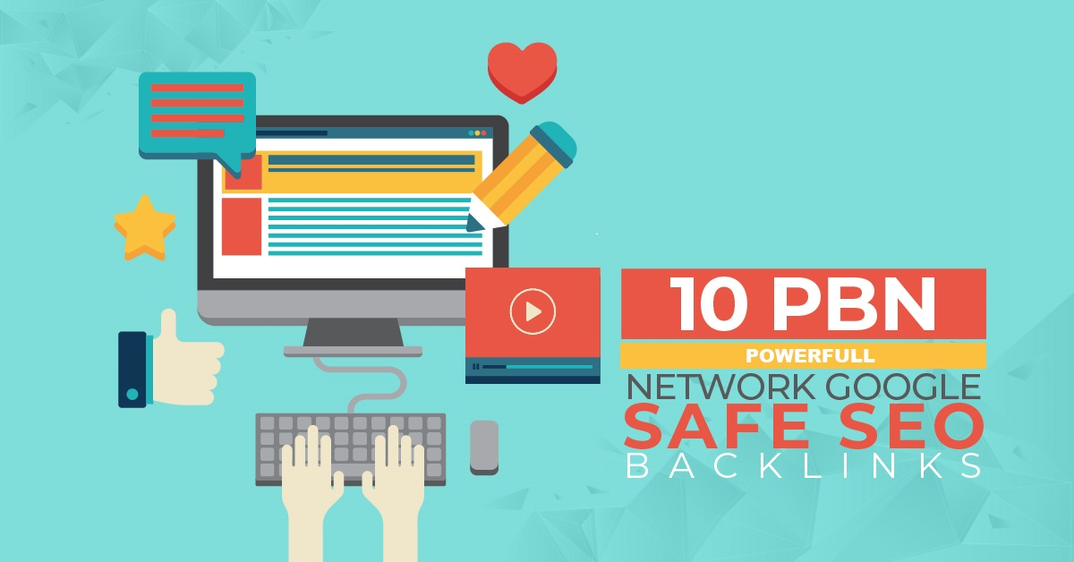 Build 10 High DA PA TF CF Plus HomePage PBN Unique High Authority Dofollow Backlinks