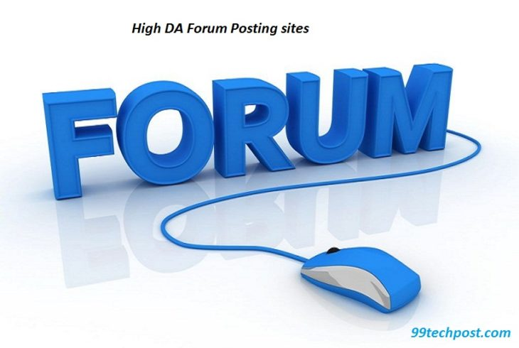HQ 250 forum Profile Backlinks For website Seo