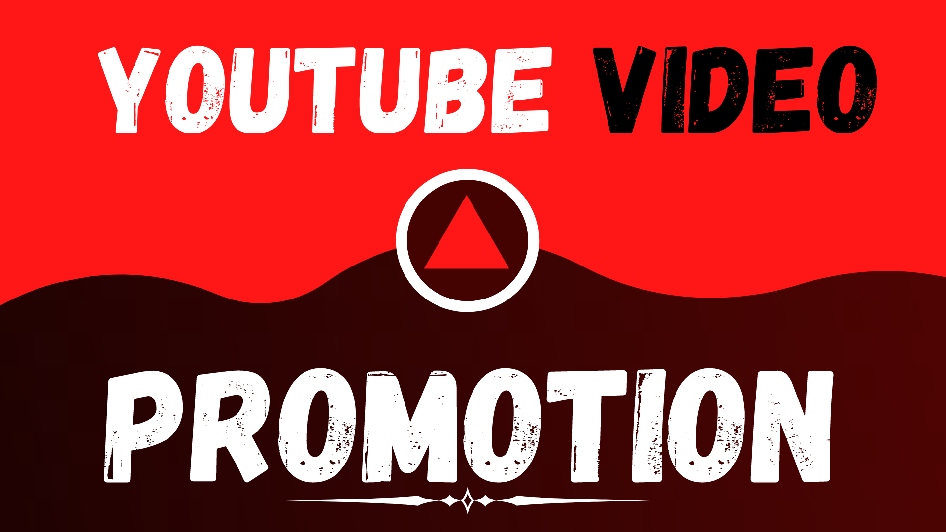 Organic YouTube Video promotion For You