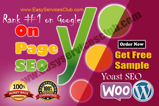 I will do onpage optimization wordpress on page SEO yoast services