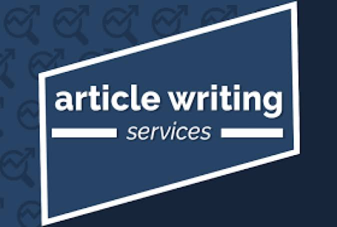 I will write you an article on any topic