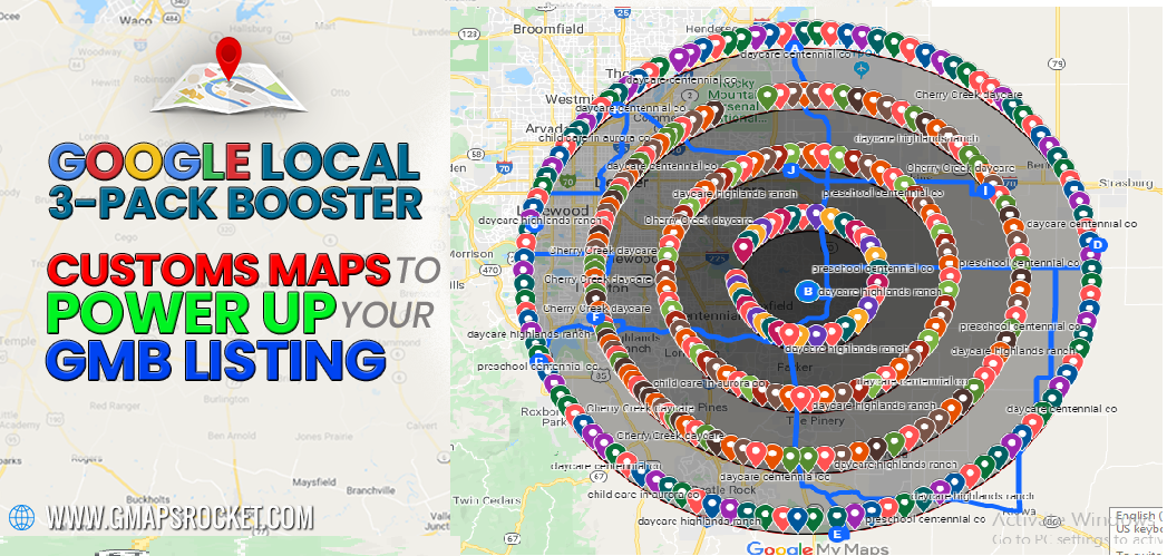 I will create 10,000 google maps citations for local business SEO and gmb ranking
