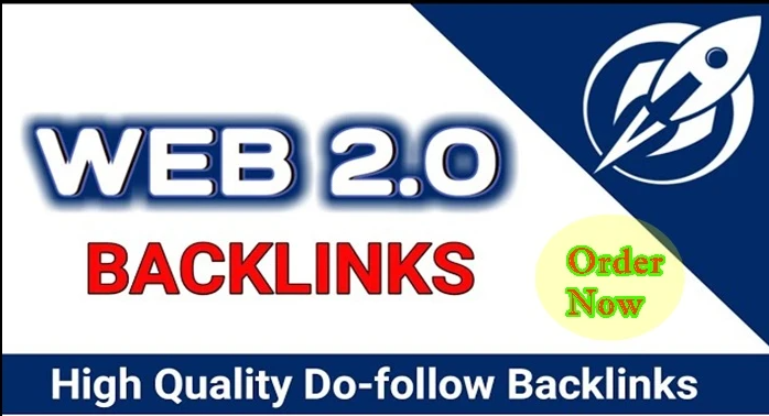 I will make authority web2 backlinks 20